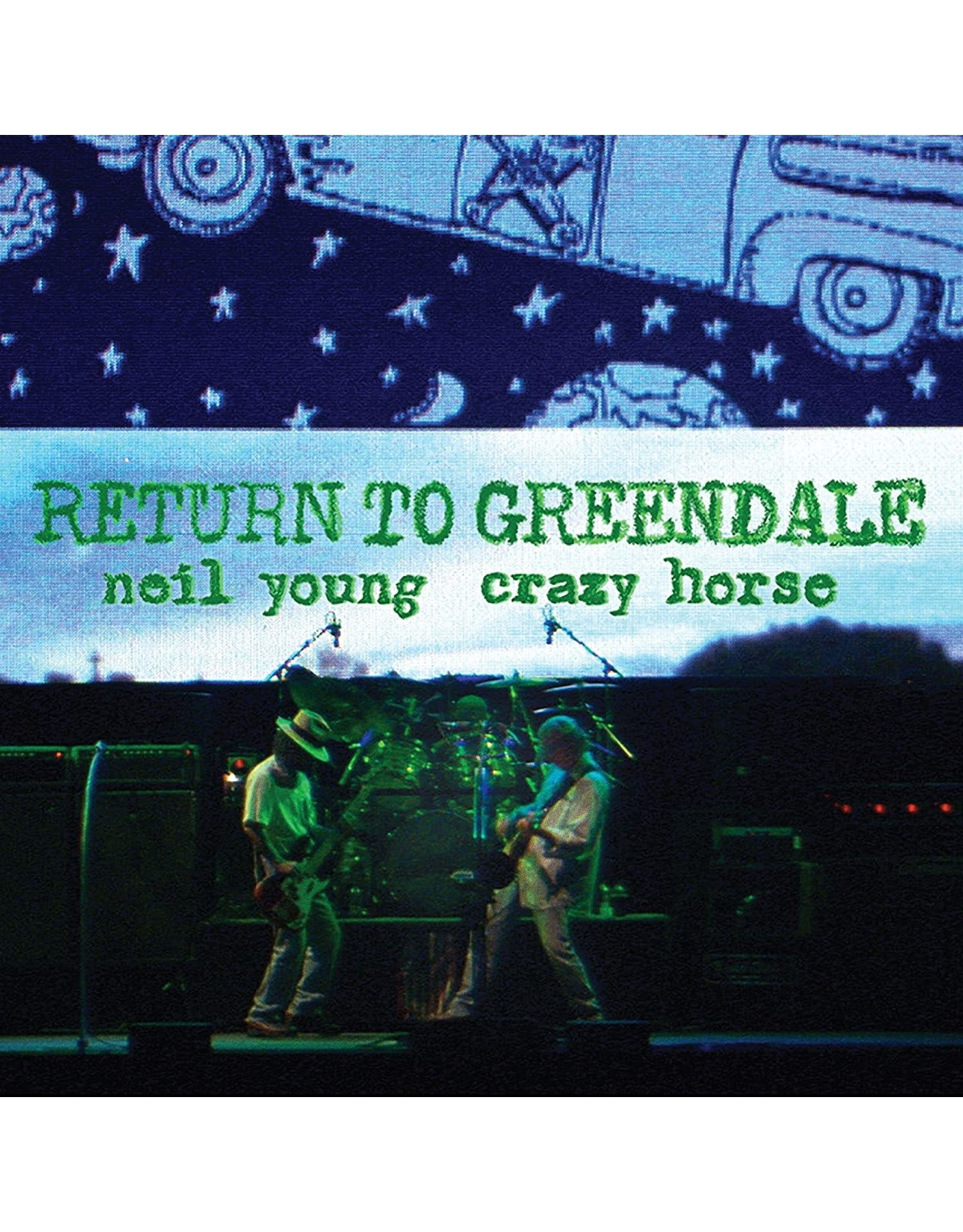 Young, Neil - Return to Greendale (dlx. edition) LP