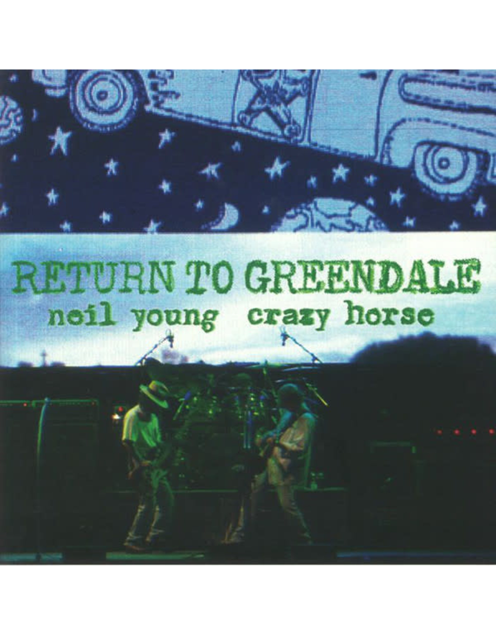 Young, Neil - Return to Greendale 2LP