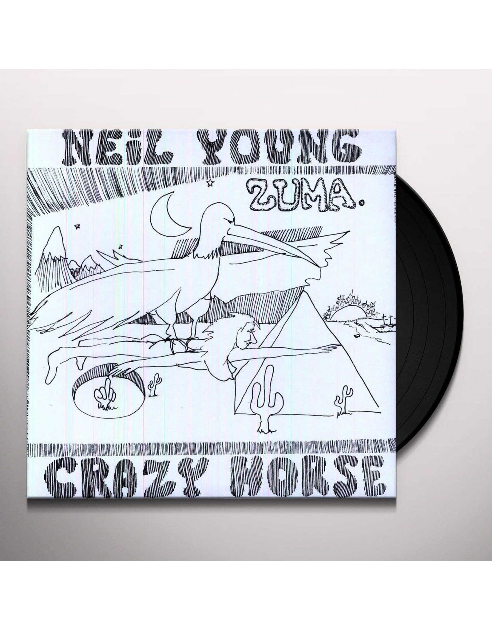 Young, Neil - Zuma LP