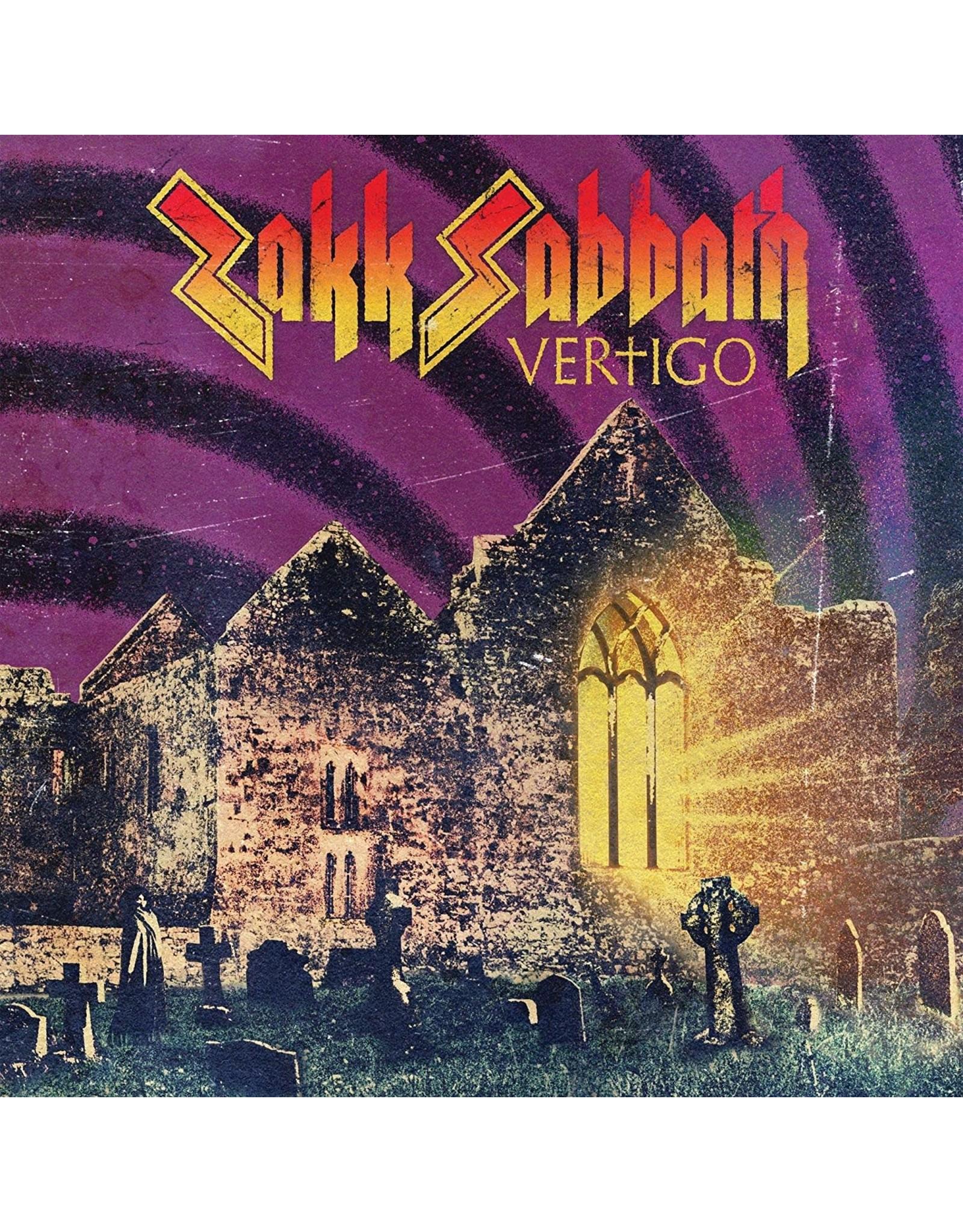 Zakk Sabbath - Vertigo LP (Purple Vinyl)