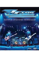 ZZ Top - Live From Texas 2LP (Ltd White)