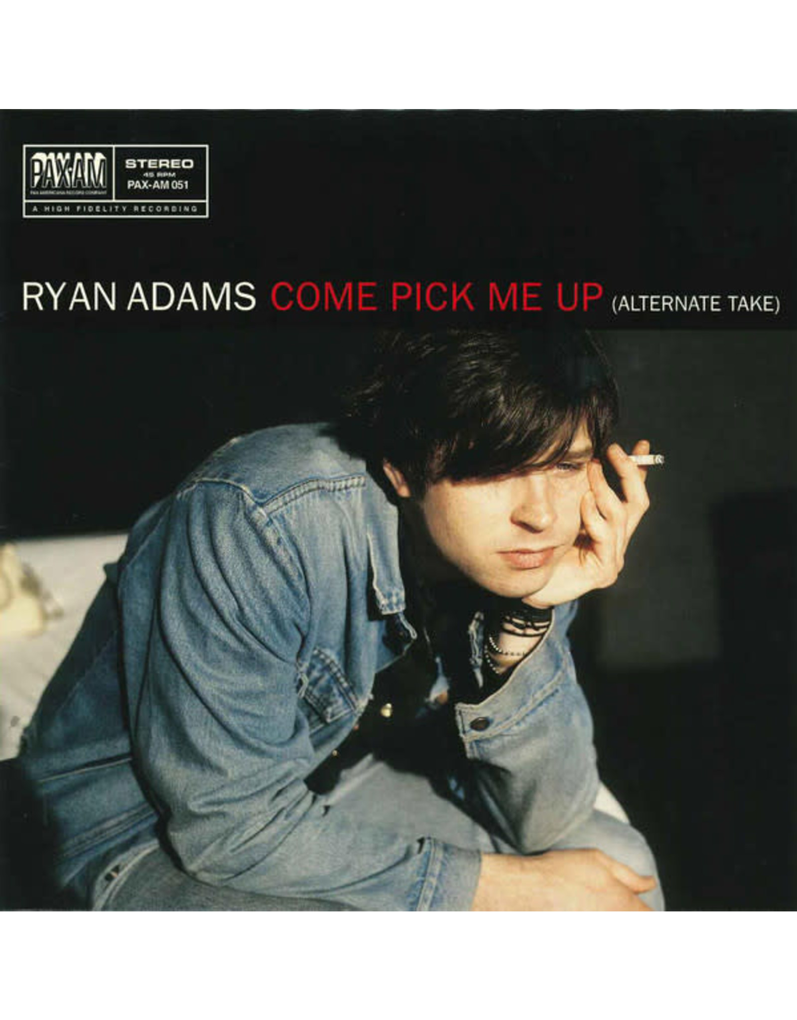 "Adams, Ryan - Come Pick Me Up 7"""
