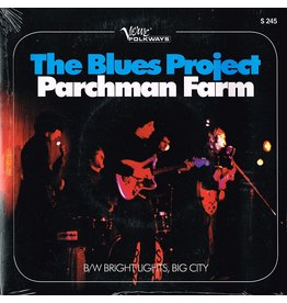 Blues Project - Parchman Farm/Bright Lights, Big City 7""