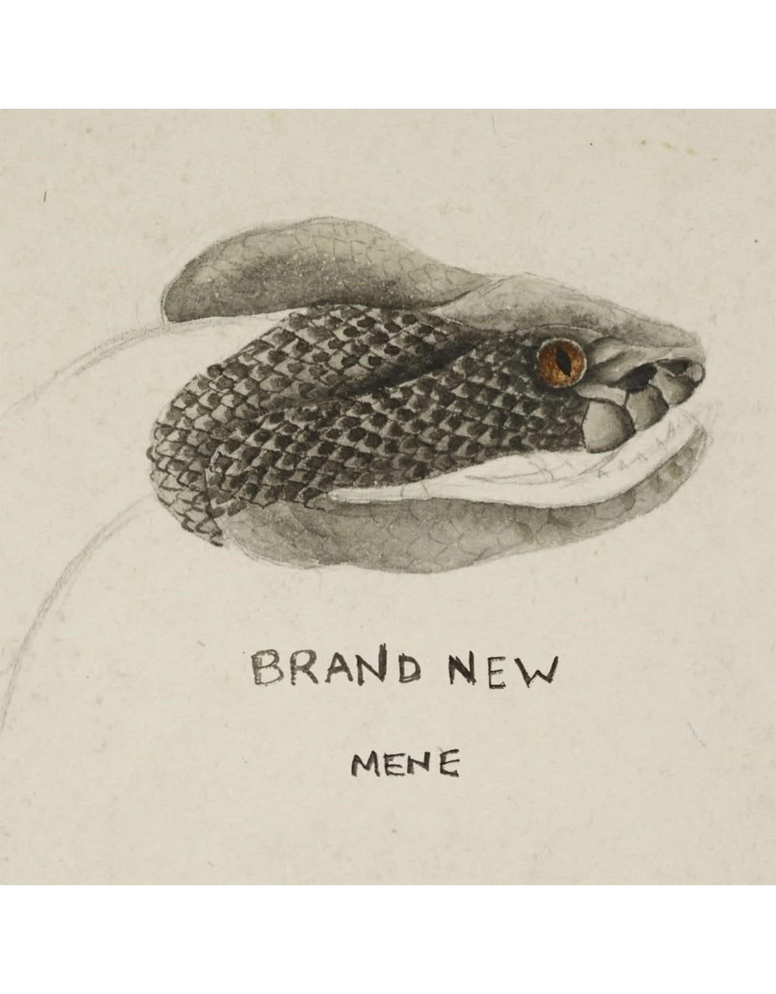 """Brand New - Mene 7"""""""