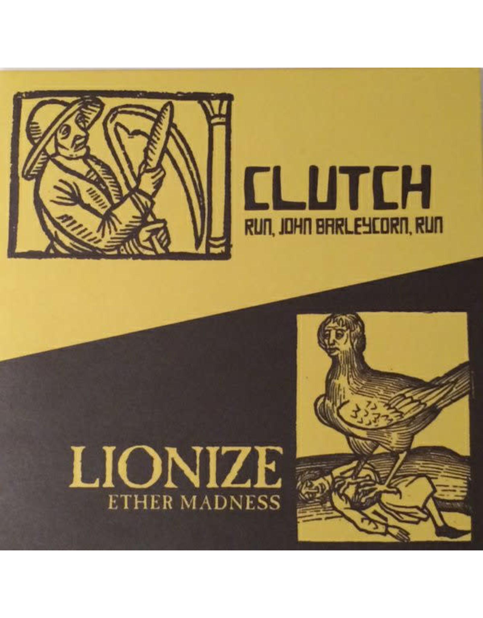 """Clutch/Lionize - Split 7"""""""