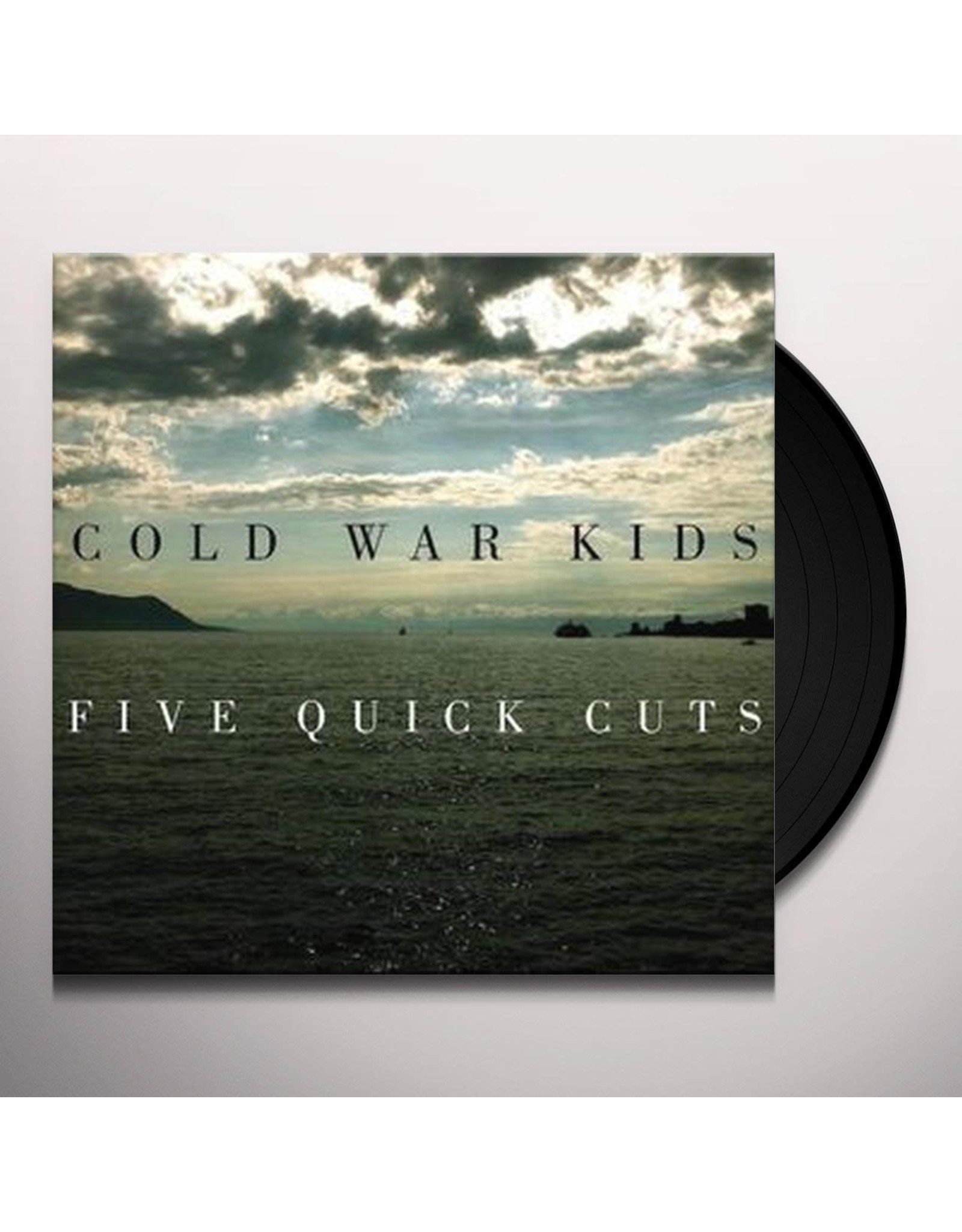 Cold War Kids - Five Quick Cuts 10""