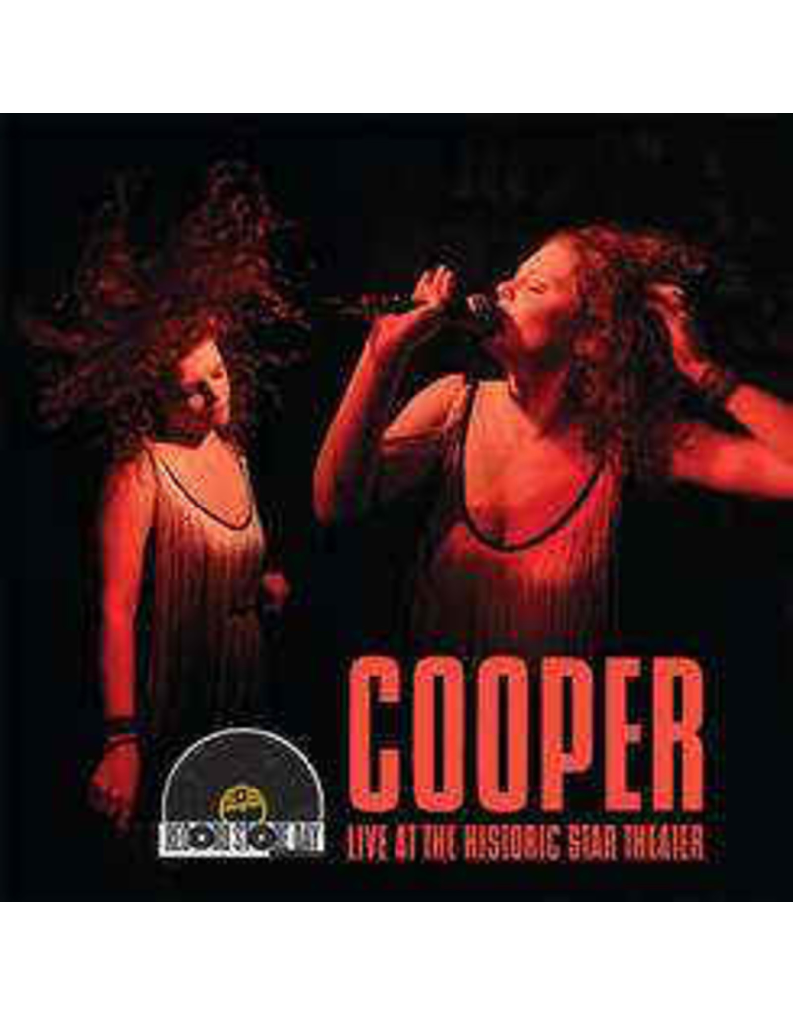 """Cooper - Live at the Historic Star Theater 7"""""""