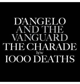 """D'Angelo & The Vanguard - The Charade/1000 Deaths 7"""""""