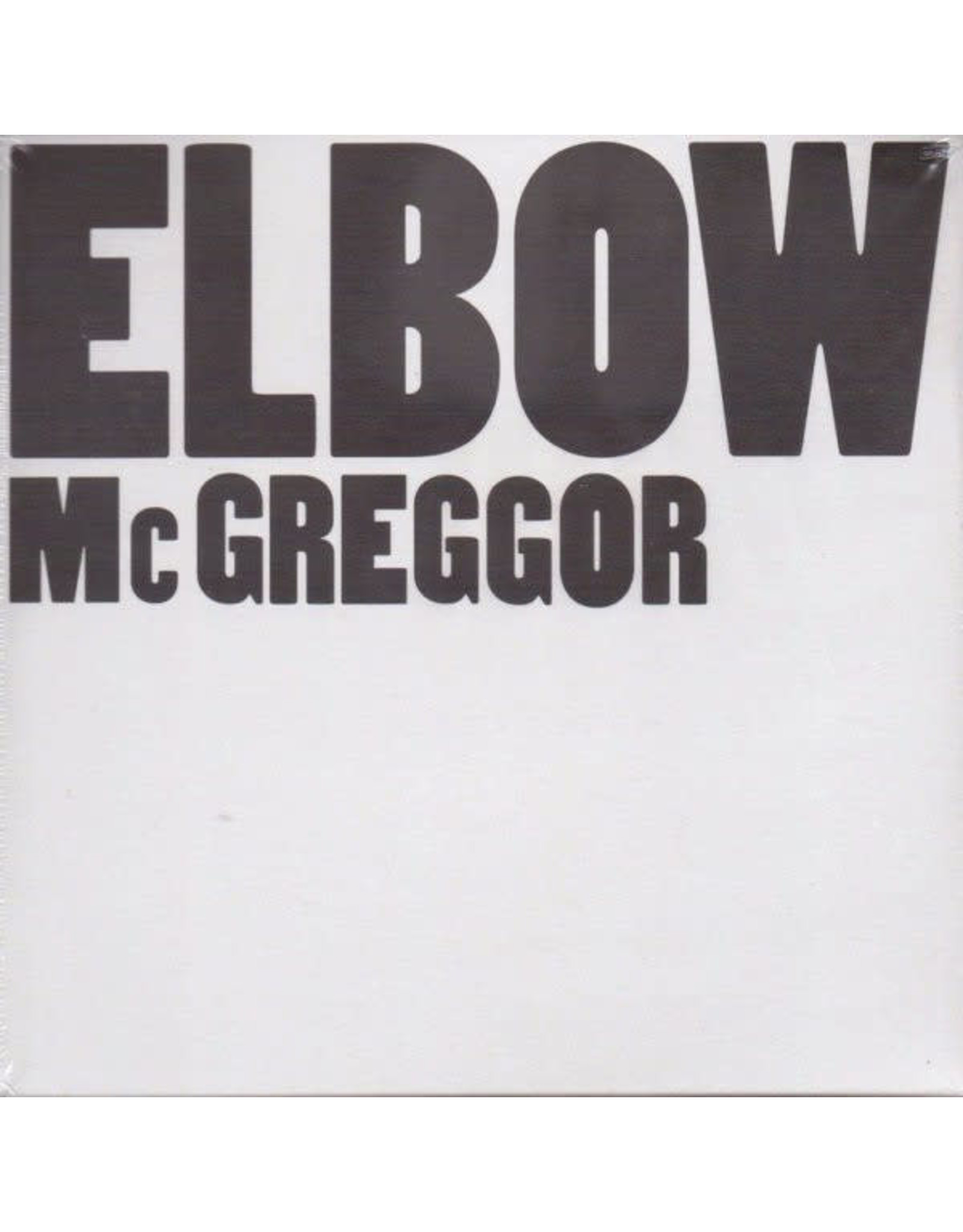 Elbow - McGreggor 7""