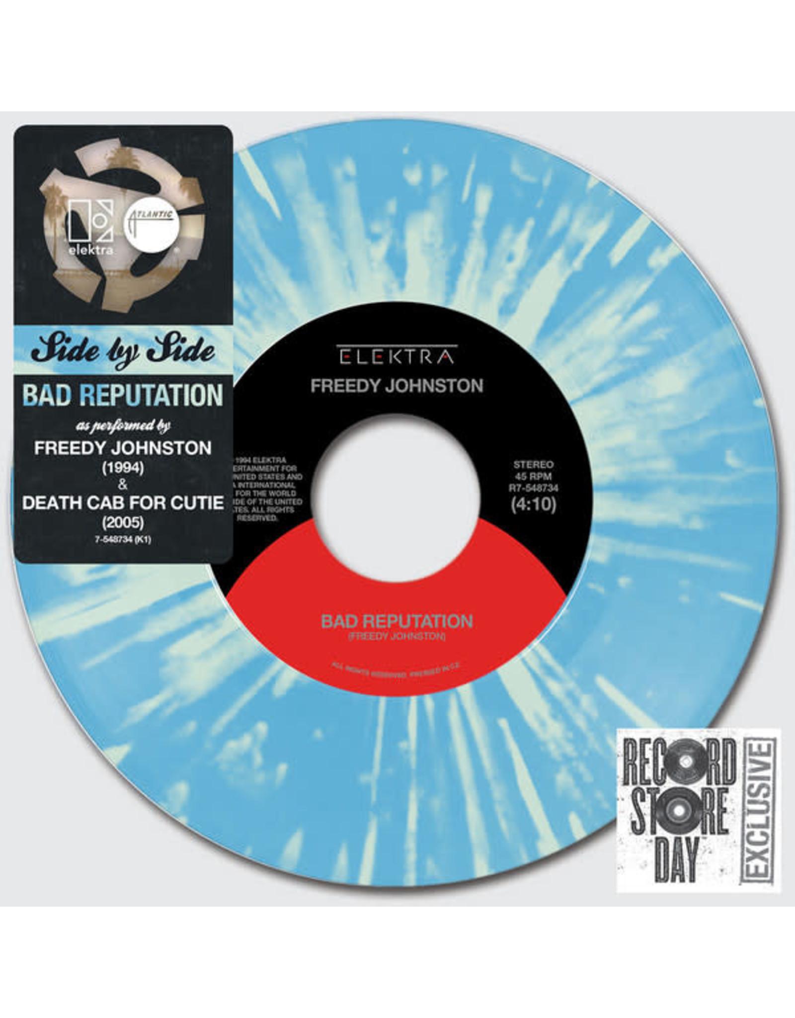 """Freedy Johnston / Death Cab For Cutie - Bad Reputation 7"""""""