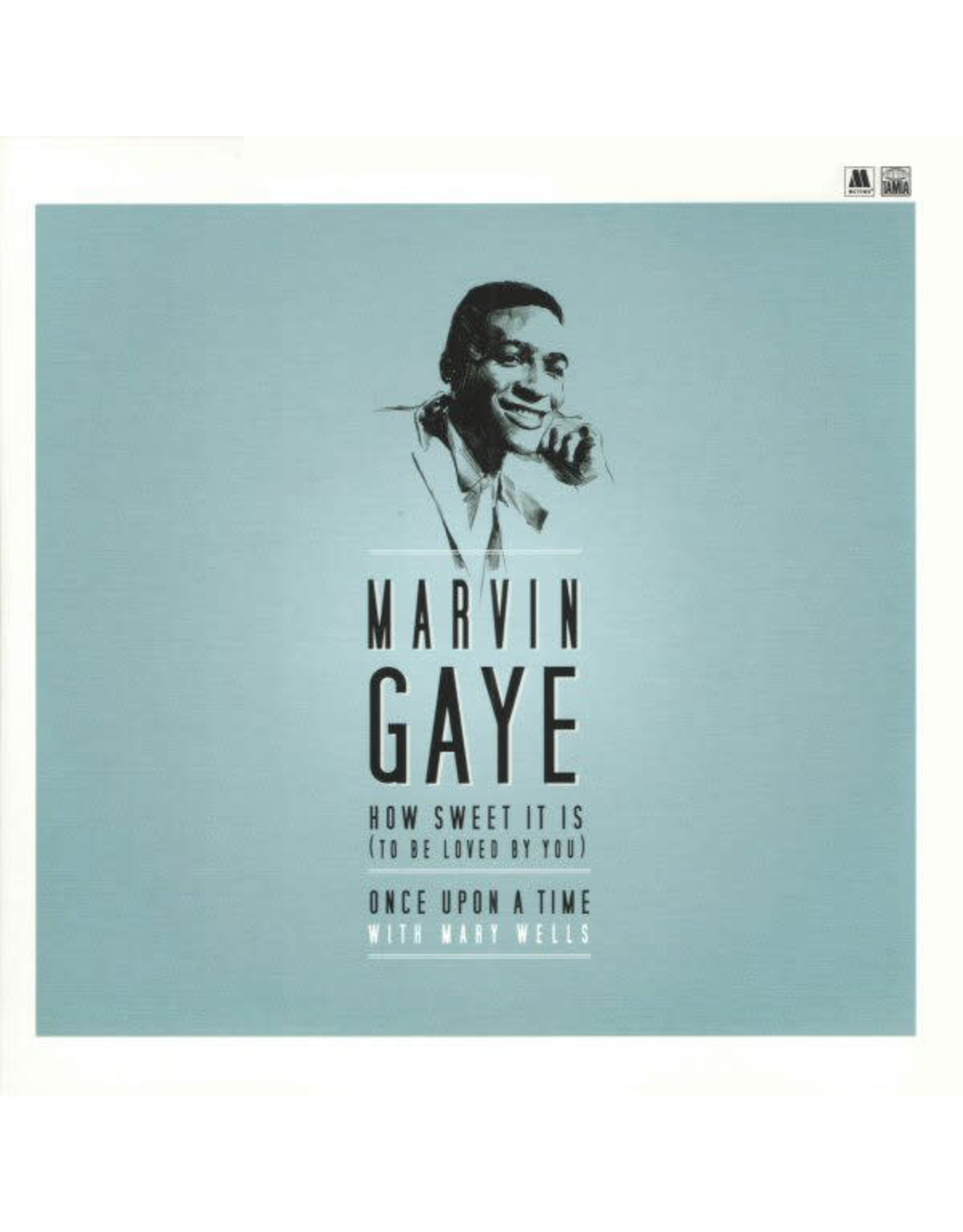 """Gaye, Marvin - How Sweet it Is (To Be Loved By You)/Once Upon Time 7"""""""