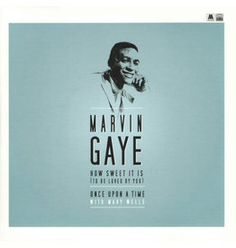 Gaye, Marvin - How Sweet it Is (To Be Loved By You)/Once Upon Time 7""