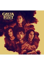 Greta Van Fleet - Black Smoke Rising 12'' EP