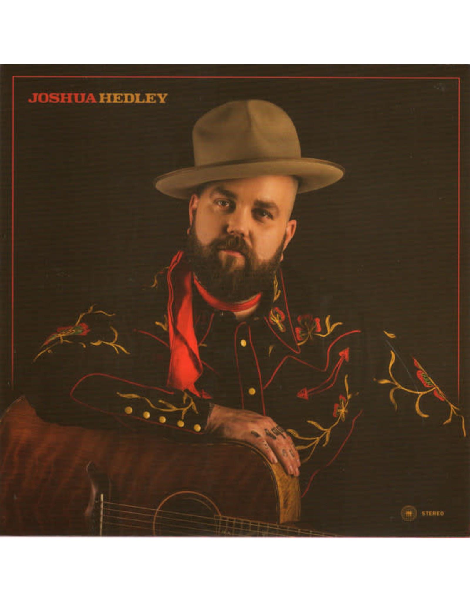 """Hedley, Joshua - Broken Man/Singing A New Song 7"""""""
