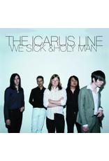 "Icarus Line - We Sick/Holy Man 7"""