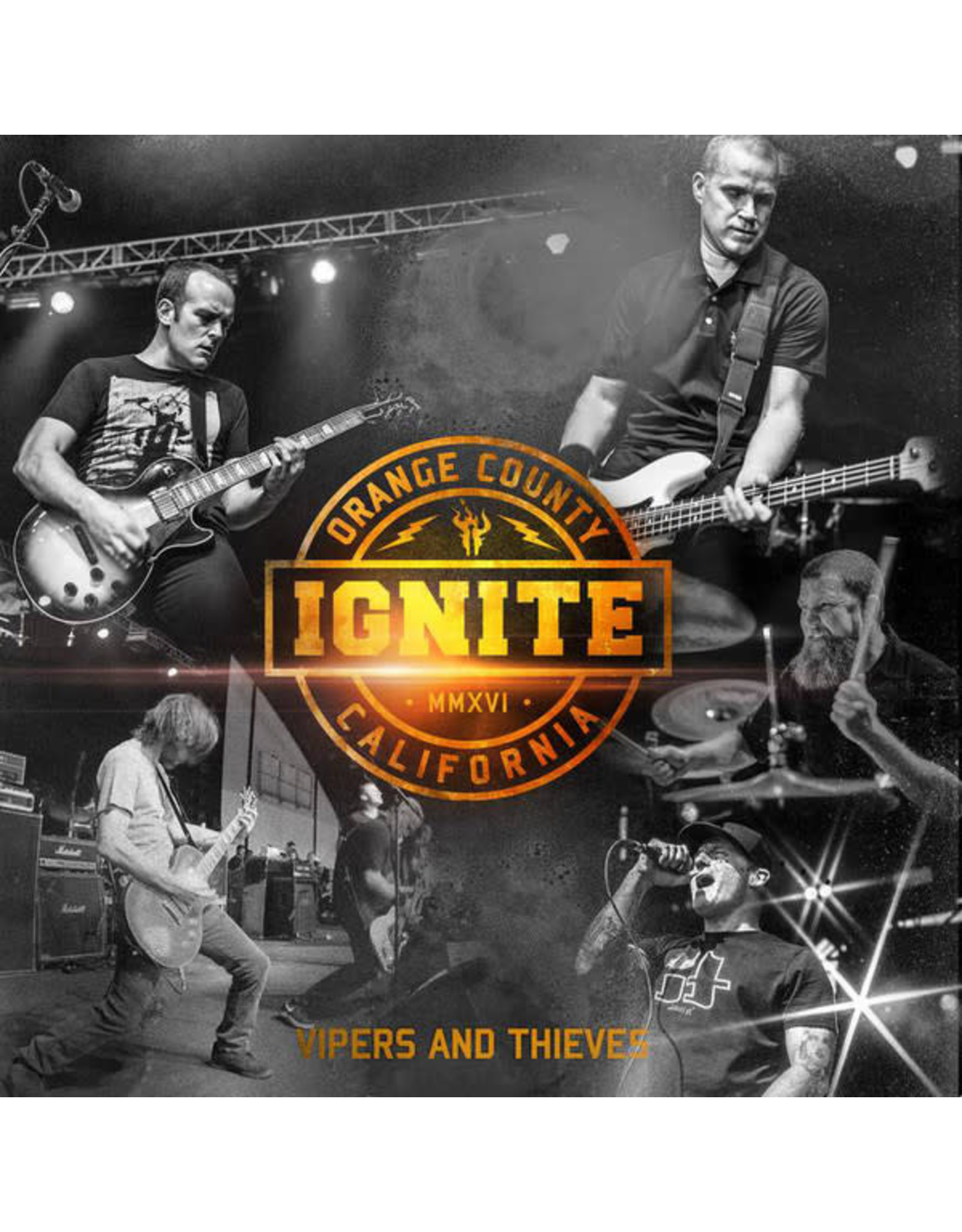 Ignite - Vipers & Thieves 7""