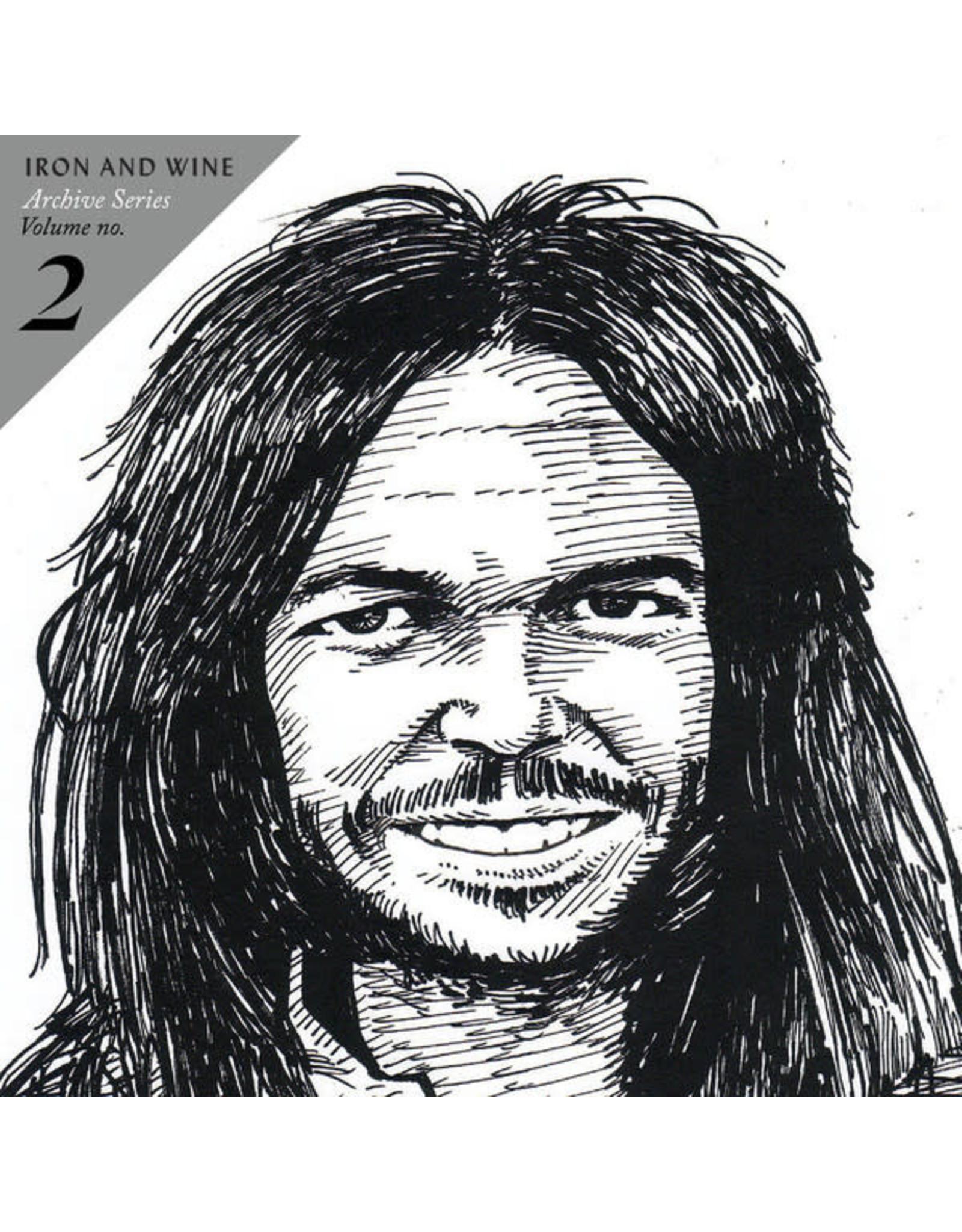 "Iron & Wine - Archive Series Volume No. 2 7"""