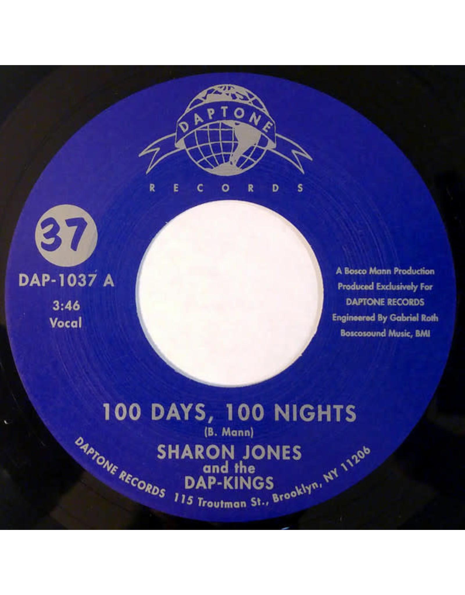 "Jones, Sharon & The Dap-Kings - 100 Days, 100 Nights/Settling On 7"""