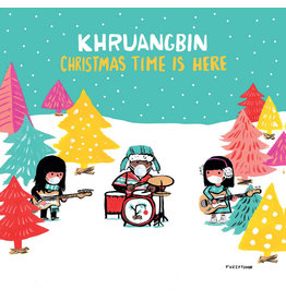 "Khruangbin - Christmas Time is Here 7"""