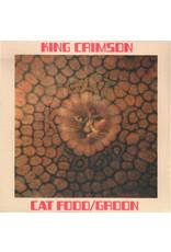 "King Crimson - Cat Food/Groon 10"""