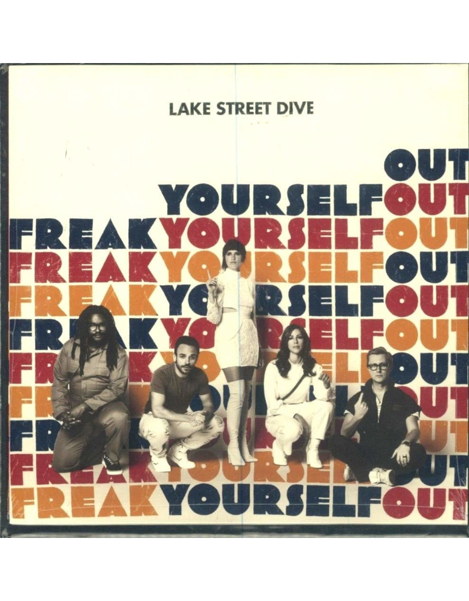 """Lake Street Drive - Freak Yourself Out 10"""""""