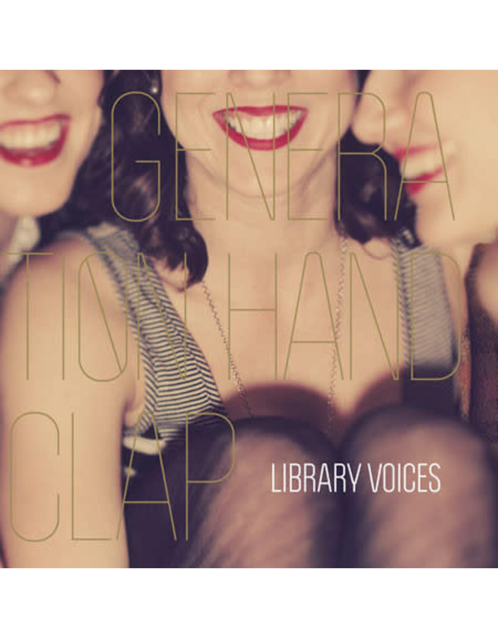 "Library Voices - Generation Handclap 7"""