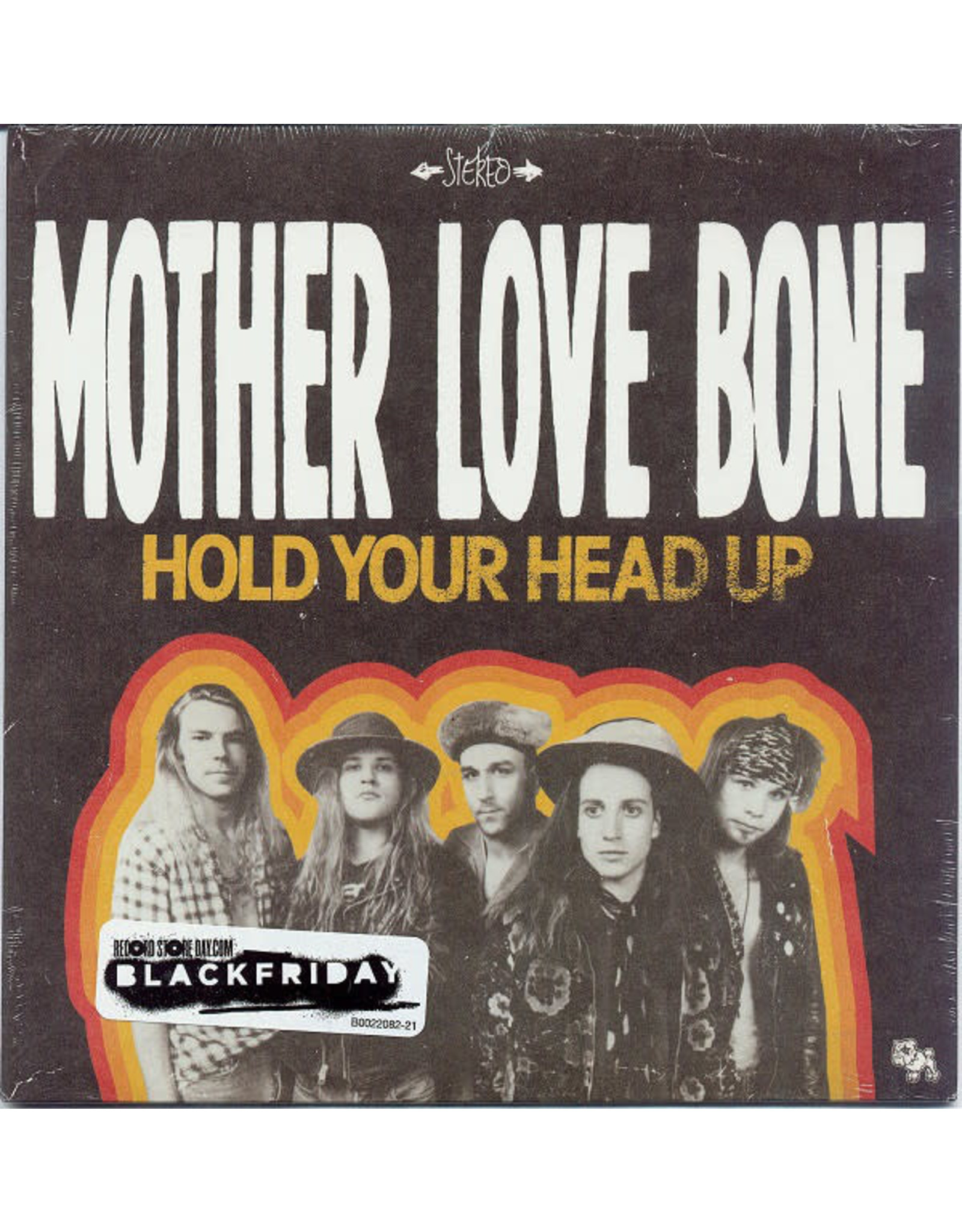 Mother Love Bone - Hold Your Head Up 7""