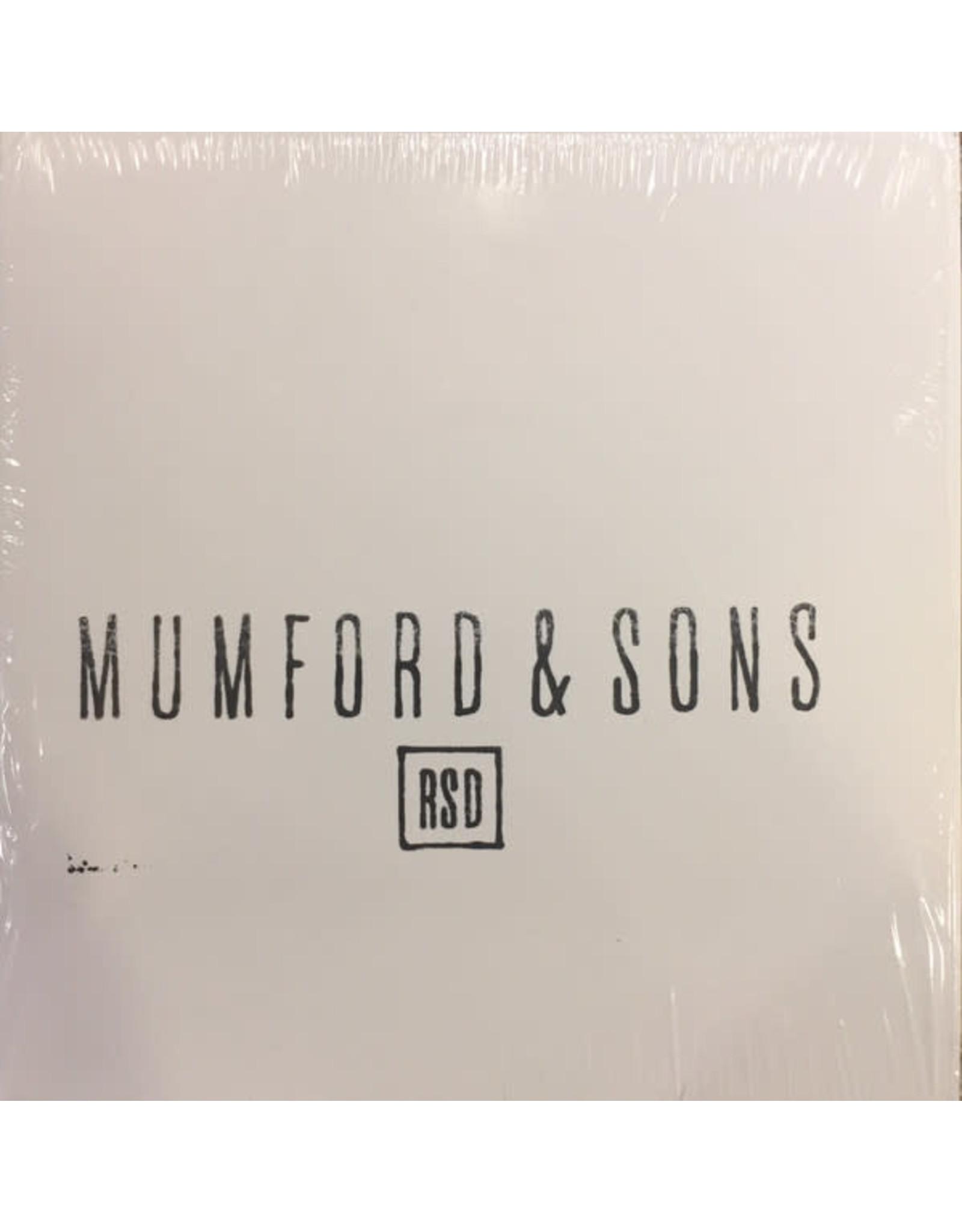 "Mumford & Sons - Wolf/Believe RSD15 7"""