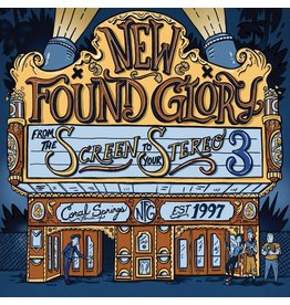 New Found Glory - From The Screen To Your Stereo 3 10""