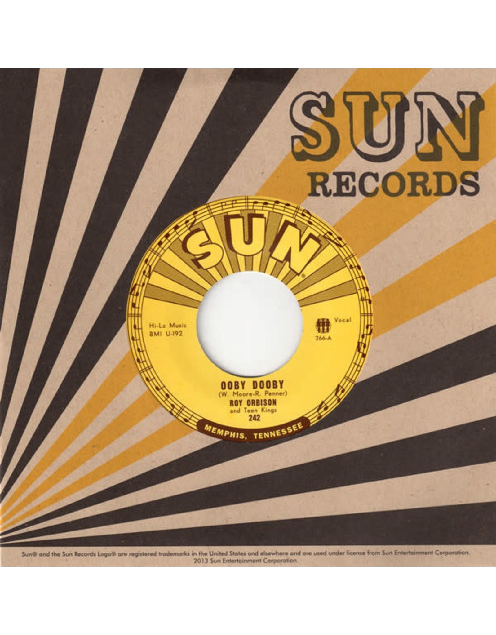 """Orbison, Roy & Teen Kings - Ooby Dooby/Go! Go! Go! 7"""""""