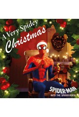 """OST - A Very Spidey Christmas (Spider-man Into The Spiderverse) Picture Disc) 10"""""""