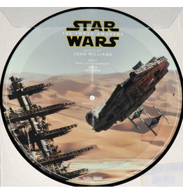 OST - Star Wars Force Awakens (Picture Disc RSD) 10""