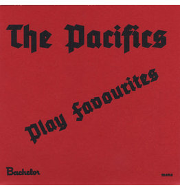 Pacifics - Play Favourites 7""