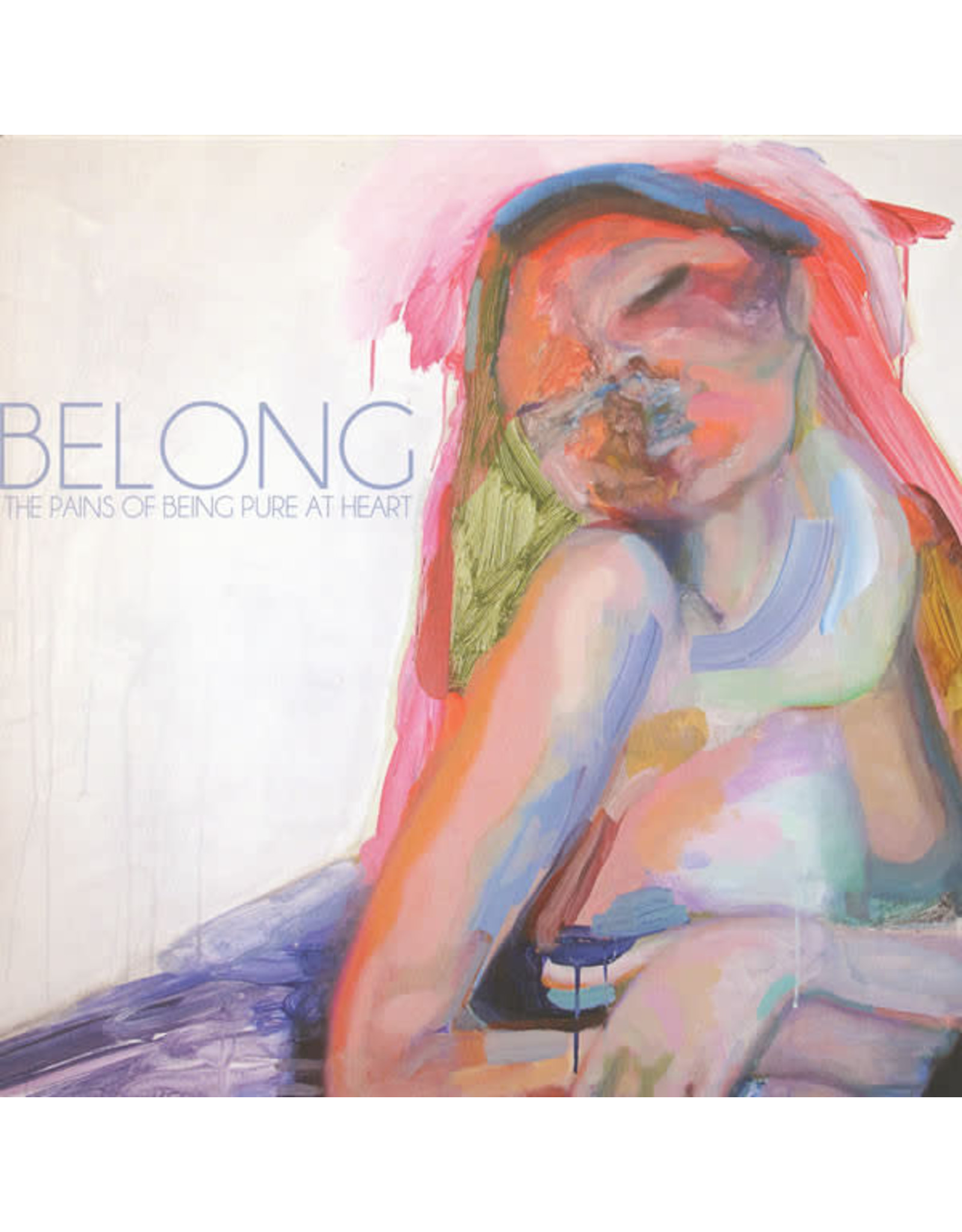 Pains Of Being Pure At Heart - Belong 7""