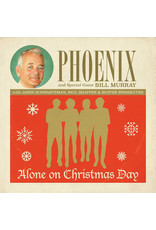 "Pheonix - Home On Christmas Day (w/Bill Murray) 7"""