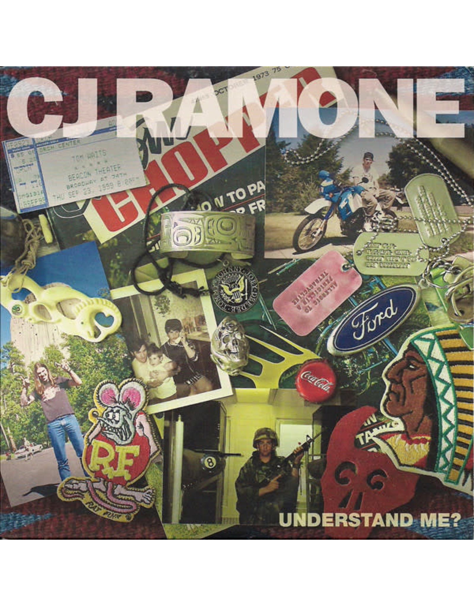 "Ramone. CJ - Understand Me? 7"""