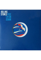 """Rolling Stones - Ride 'Em On Down 10"""""""