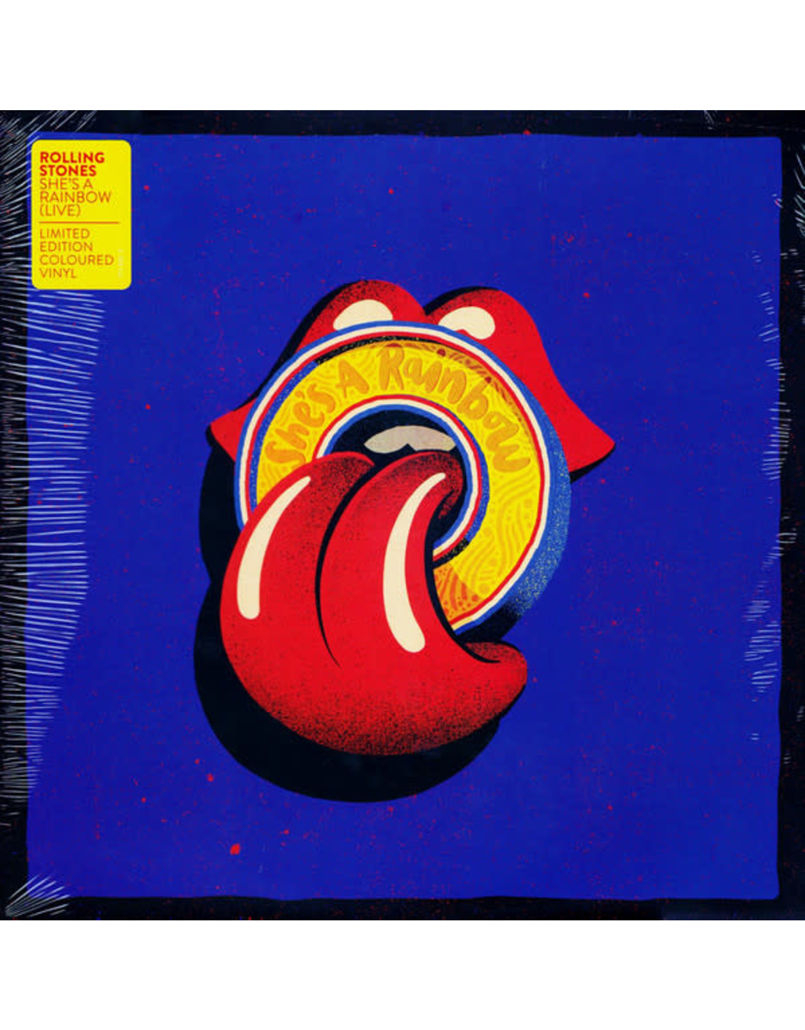 """Rolling Stones - She's A Rainbow 10"""""""