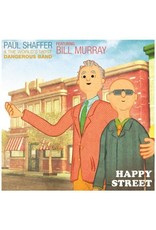Shaffer, Paul & The World's Most Dangerous Band - Happy Street (w Bill Murray) 7""