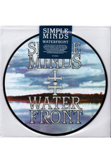 Simple Minds - Waterfront 7""