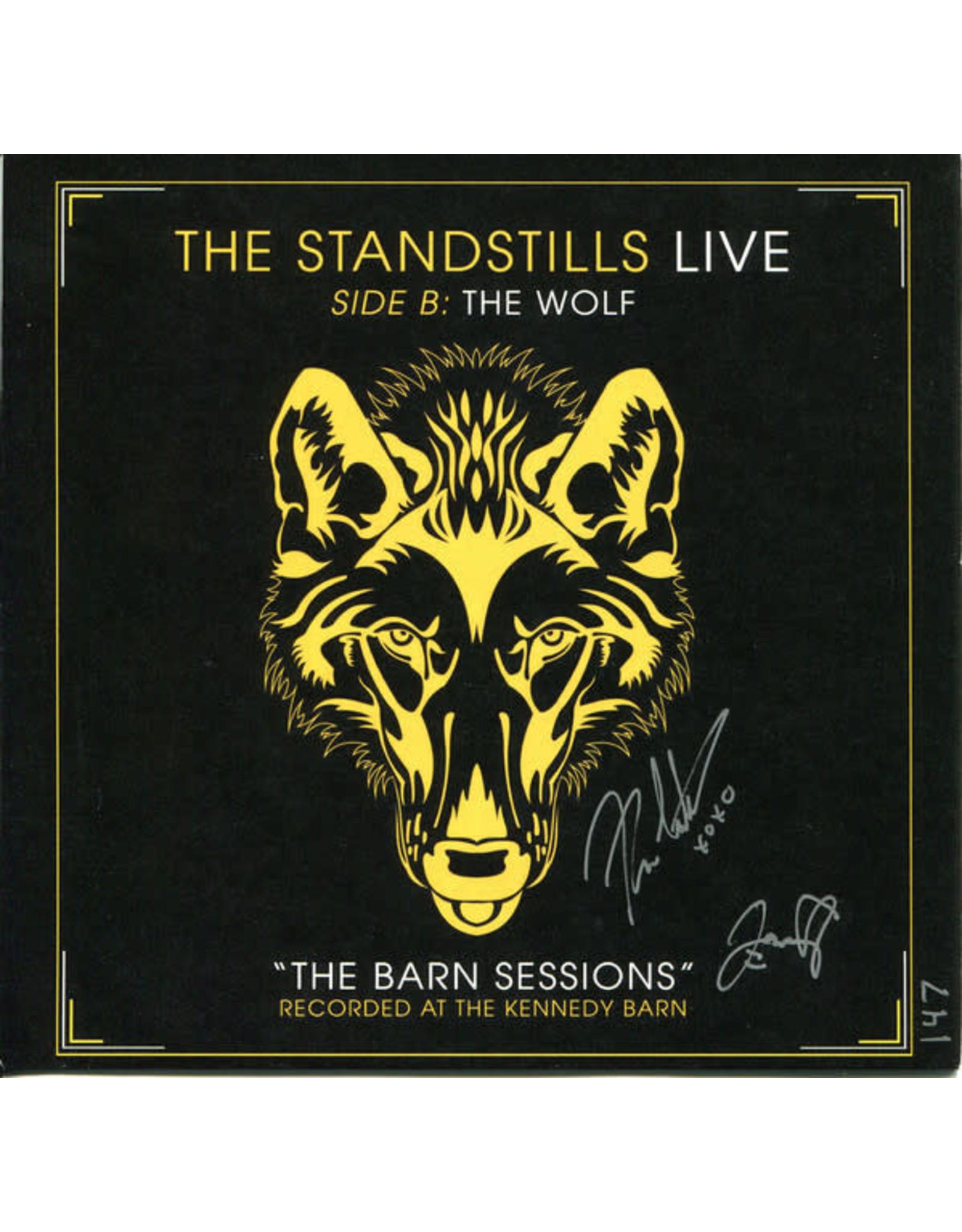 """Standstills - Jesus/The Wolf 7"""""""