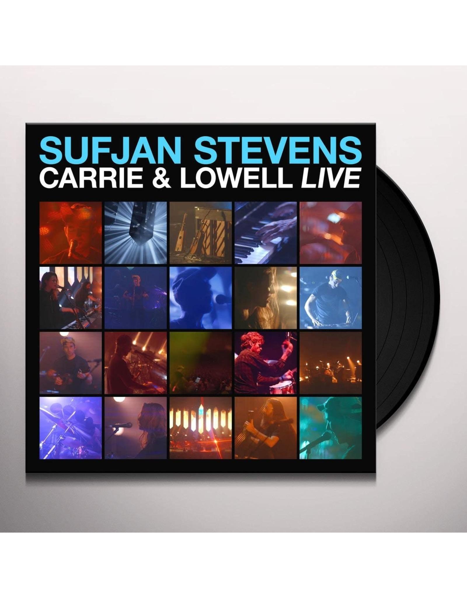 Stevens, Sufjan - Blue Bucket Of Gold/Hotline Bling (feat. Gallant) (blue vinyl) LP