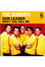 Sunrays - Our Leader/Won't You Tell Me 7""