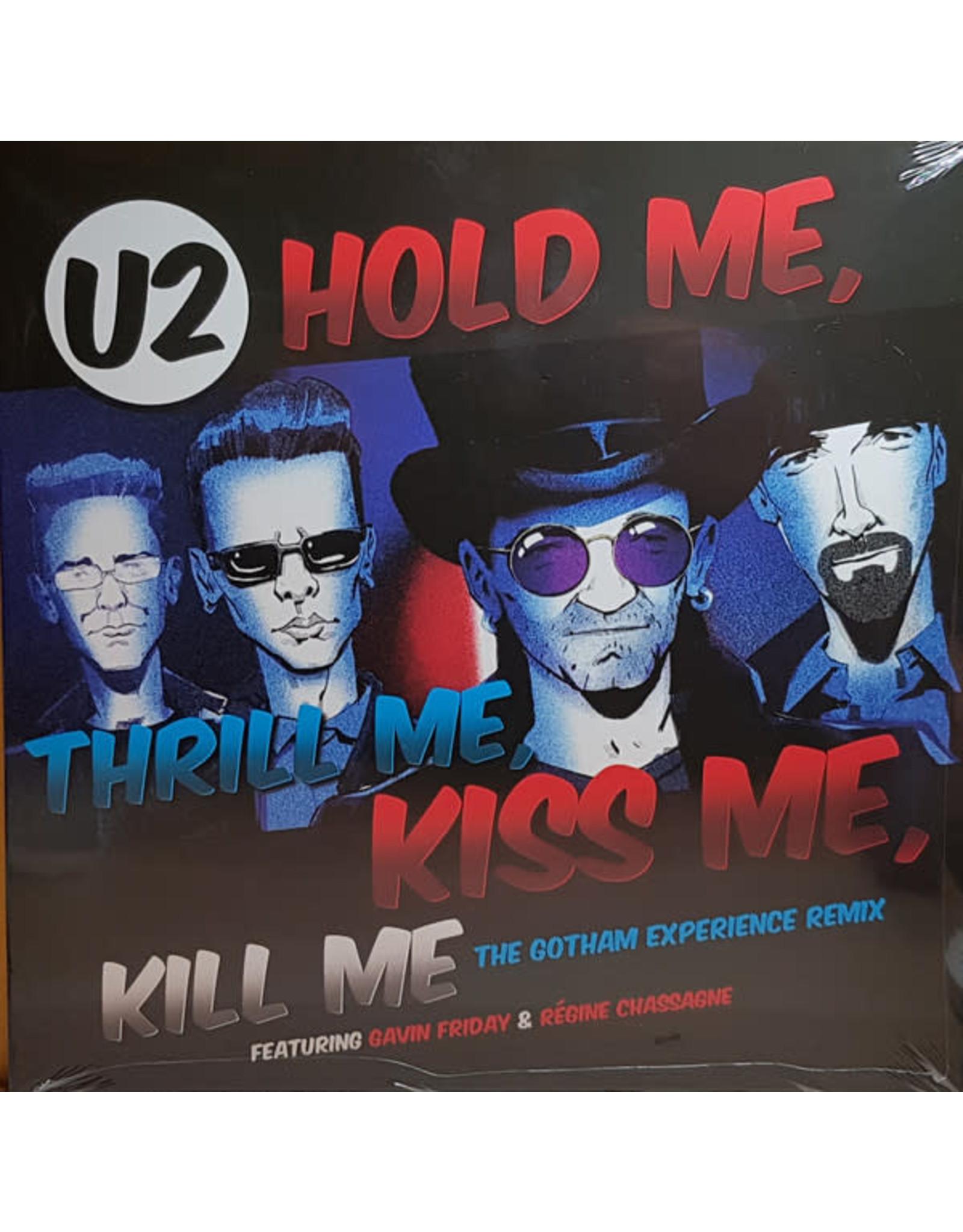 "U2 - Hold Me, Thrill Me, Kiss Me - 12"" Single"