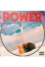 """West, Kenye - Power (Picture Disc) 12"""" EP"""