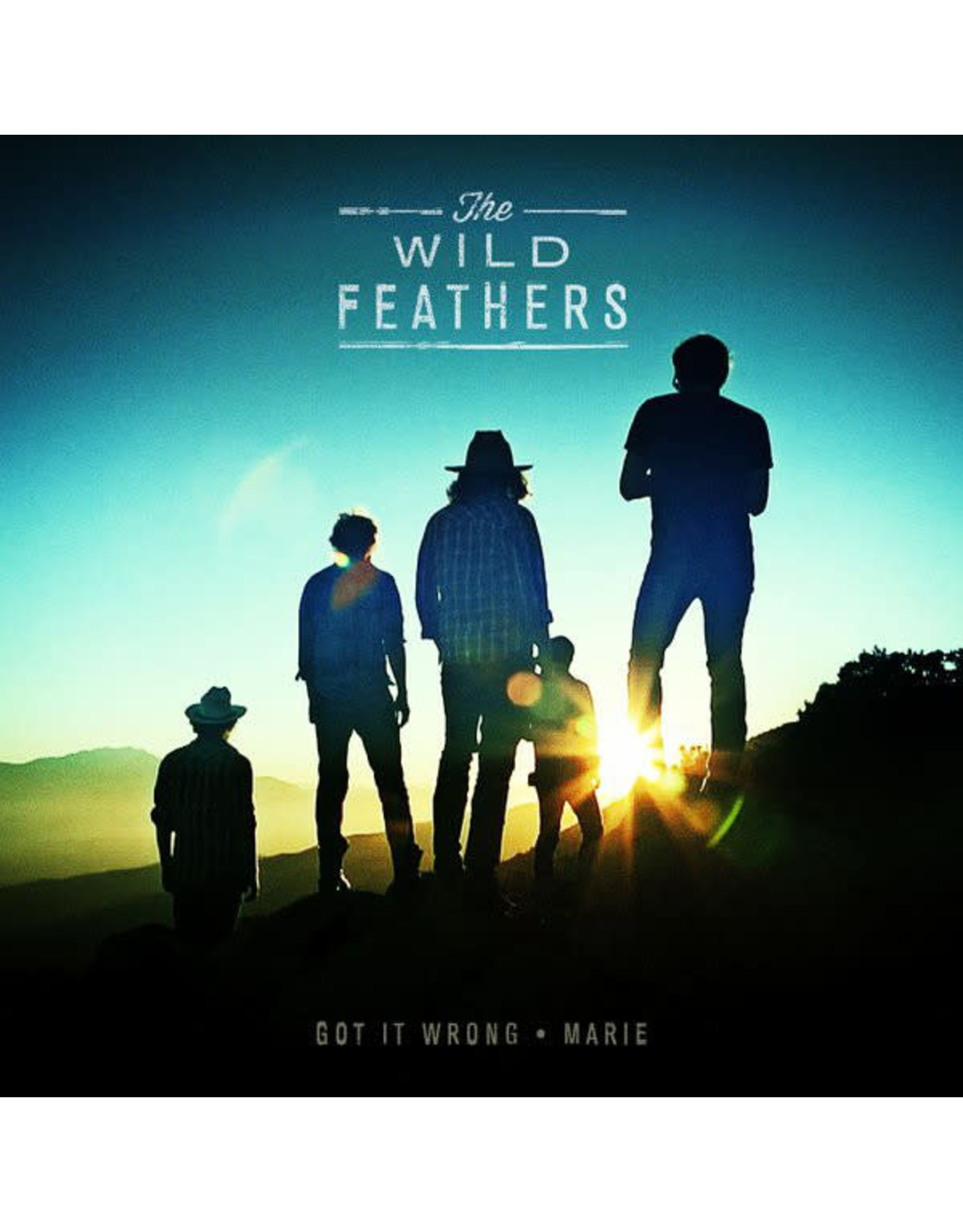 """Wild Feathers - Got It Wrong/Marie 7"""""""