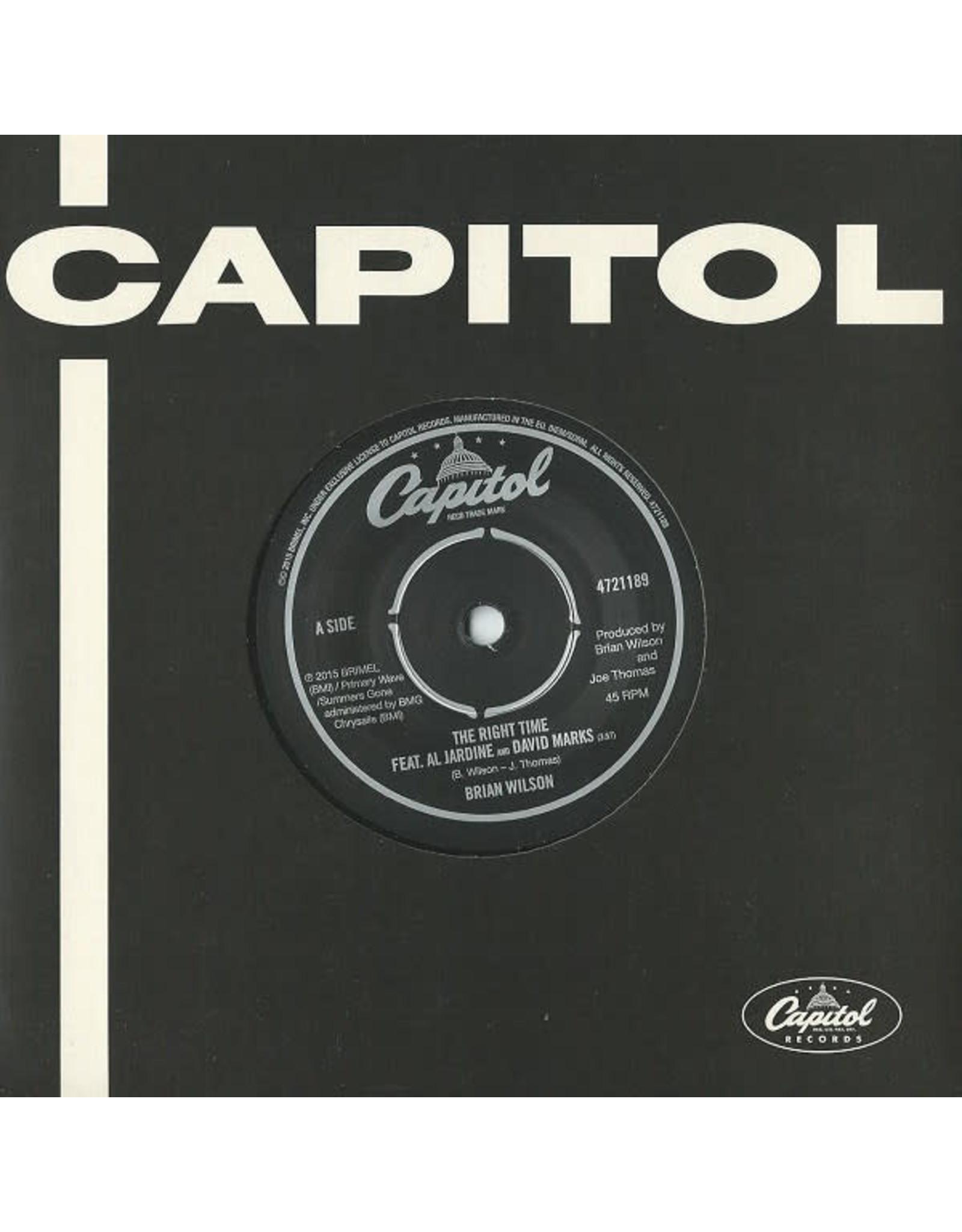 "Wilson, Brian - The Right Time (Al Jardine & David Marks) 7"""