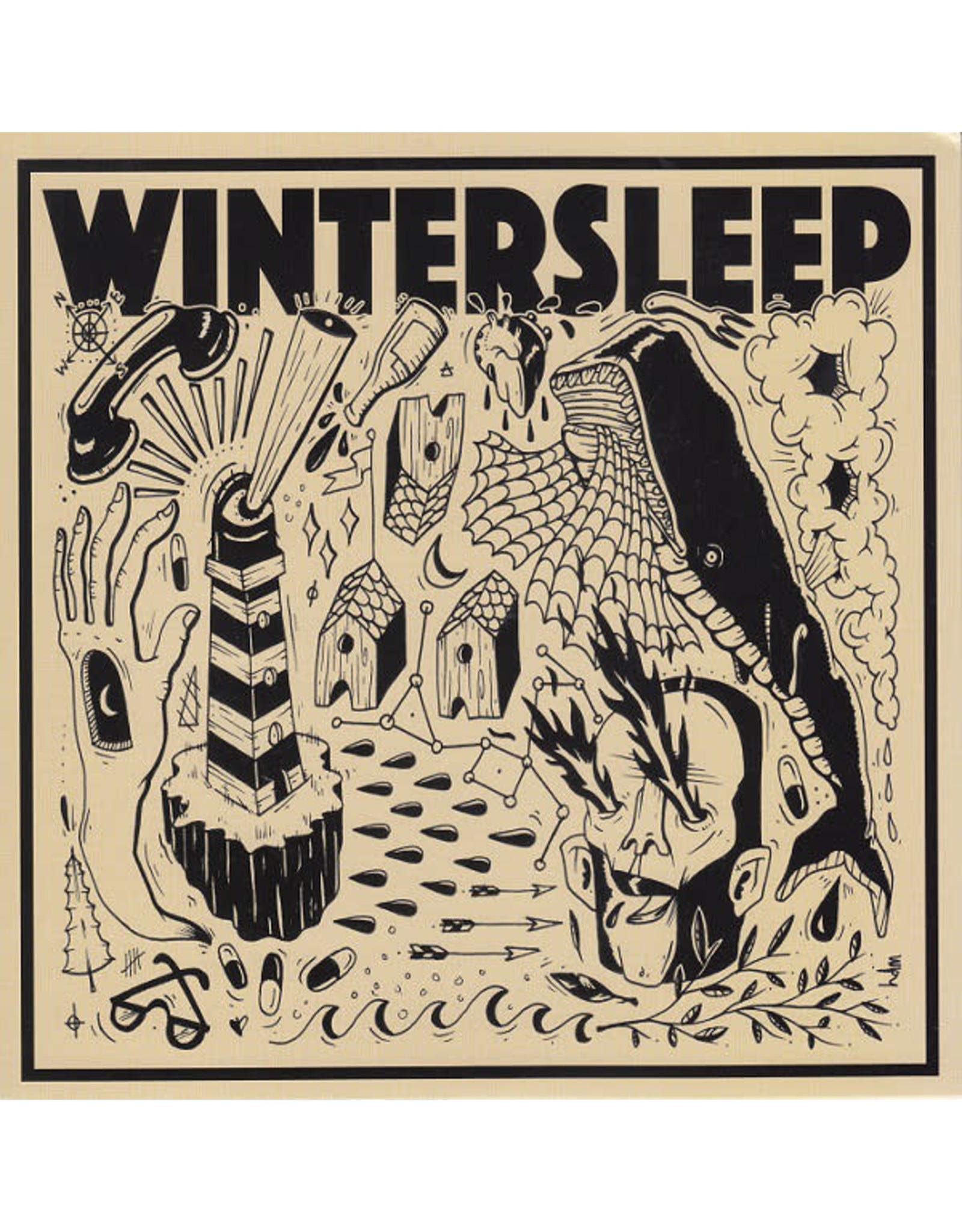 "Wintersleep - Free Fall/Fading Out 7"""