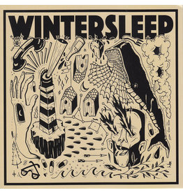 Wintersleep - Free Fall/Fading Out 7""
