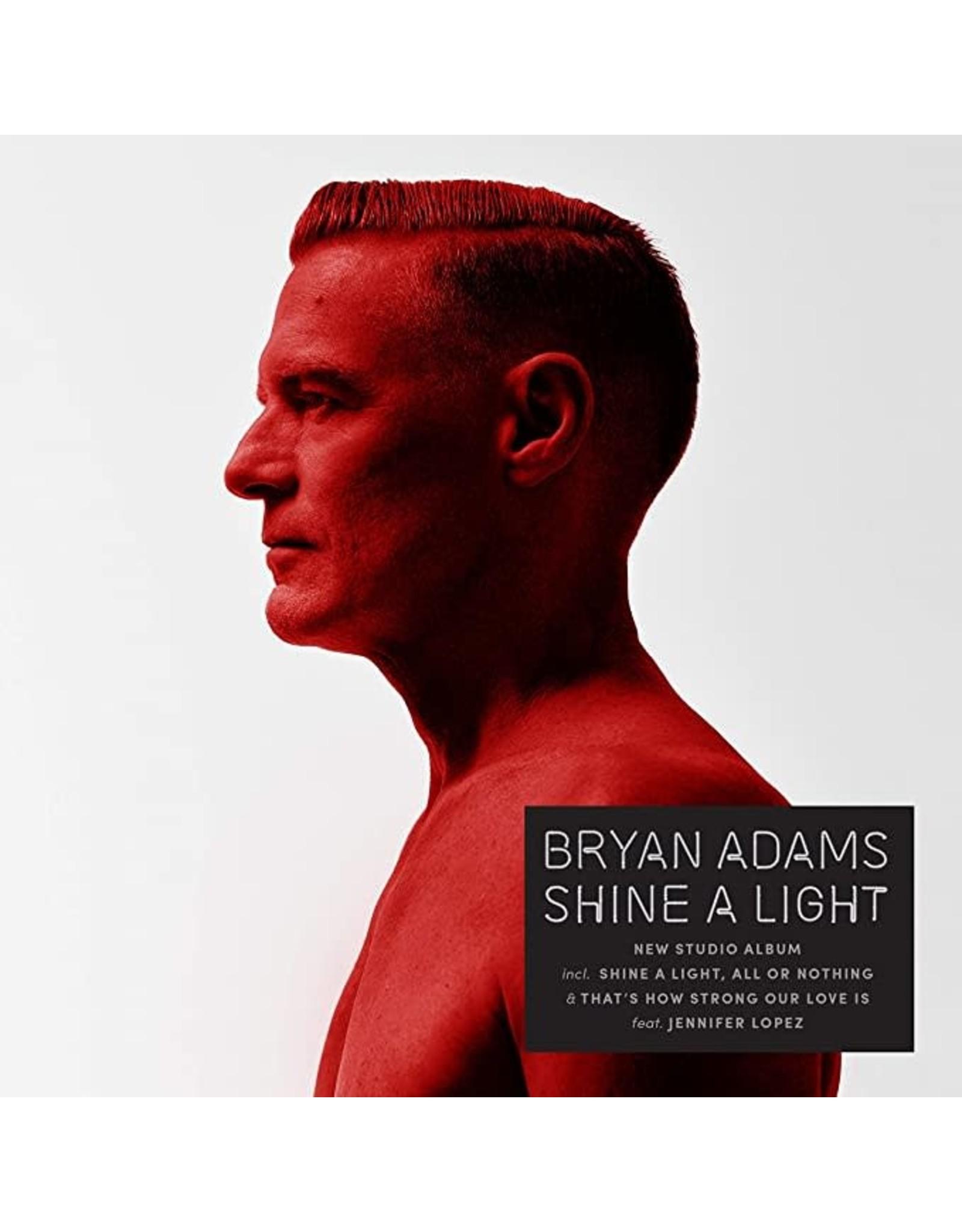 Adams, Bryan - Shine A Light CD